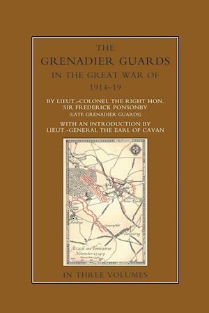 Bog, paperback The Grenadier Guards in the Great War 1914-1918 Volume Two af Sir Frederick Ponsonby