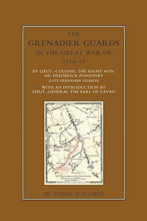 Bog, paperback The Grenadier Guards in the Great War 1914-1918 Volume Three af Sir Frederick Ponsonby