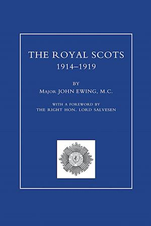 Bog, paperback Royal Scots 1914-1919 Volume One af Major John Ewing