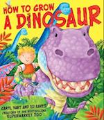 How to Grow a Dinosaur af Caryl Hart, Ed Eaves