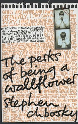Bog, paperback The Perks of Being a Wallflower af Stephen Chbosky