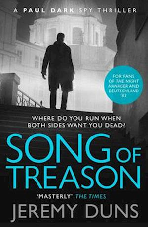 Song of Treason af Jeremy Duns
