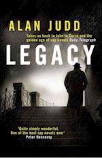 Legacy af Alan Judd
