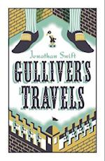 Gulliver's Travels (Alma Classics Evergreens)