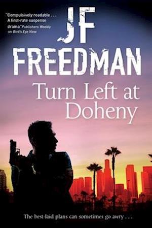 Bog, paperback Turn Left at Doheny af J. F. Freedman