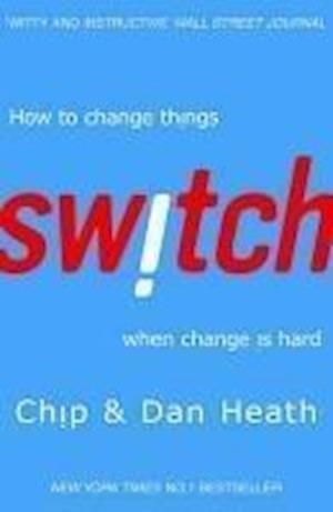 Switch af Dan Heath, Chip Heath