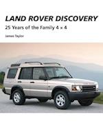 Land Rover Discovery af James Taylor