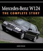 Mercedes-Benz W124 af James Taylor