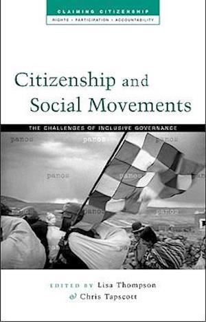 Citizenship and Social Movements af Chris Tapscott, Lisa Thompson