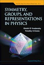 Symmetry, Groups, and Representations in Physics (Imperial College Press Advanced Physics Texts)