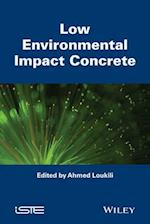 Low Environmental Impact Concrete (Iste)