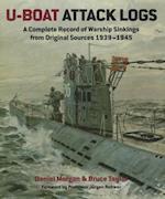 U-Boat Attack Logs af Bruce Taylor, Jurgen Rohwer, Taylor Bruce