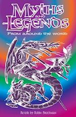 Myths and Legends from Around the World af Robin Brockman