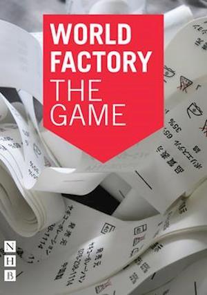 Bog, paperback World Factory: The Game af Zoe Svendsen