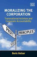 Moralizing the Corporation af Boris Holzer