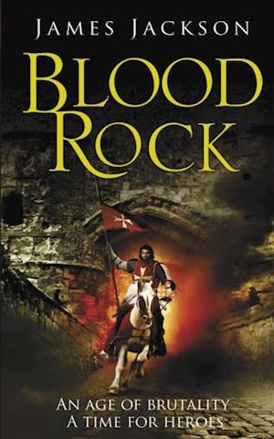Blood Rock af James Jackson