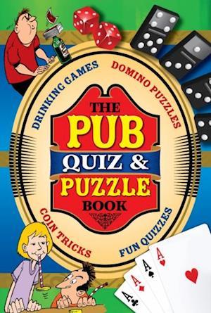 Pub Quiz & Puzzle Book af Arcturus Publishing