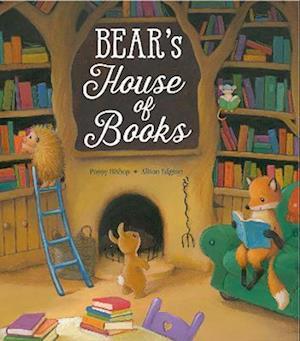 Bog, hardback Bear's House of Books af Poppy Bishop