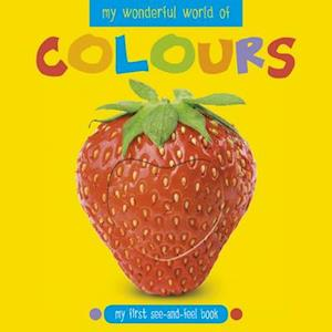 My Wonderful World of Colours af Katie Cotton