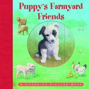 Puppy's Farmyard Friends af John Butler, Ruth Martin