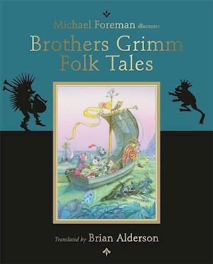 The Brothers Grimm Folk Tales af The Brothers Grimm