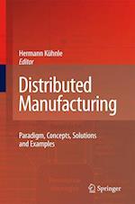 Distributed Manufacturing af Hermann Kuhnle