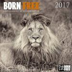 Born Free 2017 Calendar