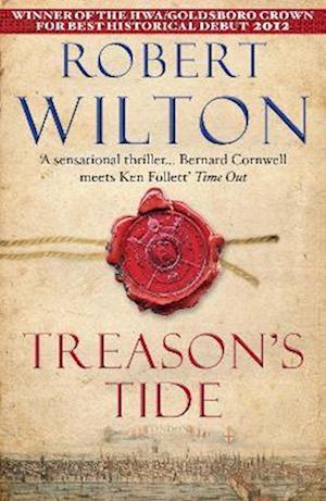 Treason's Tide af Robert Wilton