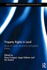 Property Rights in Land (Perspectives in Economic and Social History)