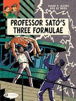 Professor Sato's Three Formulae 23 (Adventures of Blake & Mortimer)