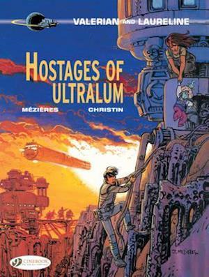 Bog, paperback Hostages of Ultralum af Pierre Christin
