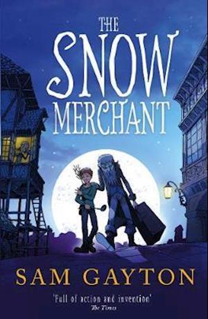 The Snow Merchant af Sam Gayton