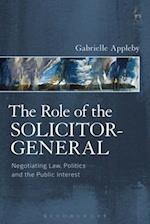 The Role of the Solicitor-General