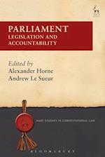 Parliament (Hart Studies in Constitutional Law)