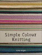 Simple Colour Knitting