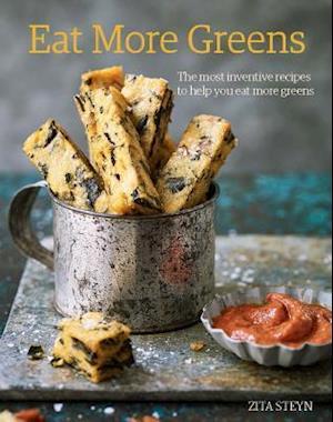 Bog, hardback Eat More Greens af Zita Steyn