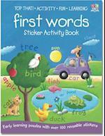 First Words af Andrea Petrlik, Nat Lambert