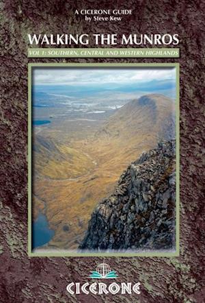 Walking the Munros Vol 1 - Southern, Central and Western Highlands af Steve Kew