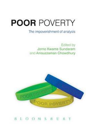 Poor Poverty af Jomo Kwame Sundaram, Anis Chowdhury