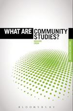 What are Community Studies? ('What Is?' Research Methods Series)