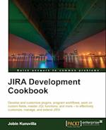 JIRA Development Cookbook af Jobin Kuruvilla