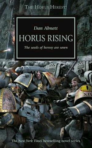 Horus Rising af Dan Abnett
