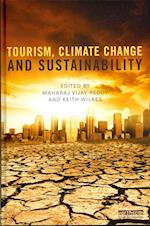 Tourism, Climate Change and Sustainability af Vijay Reddy