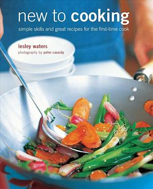New to Cooking af Lesley Waters