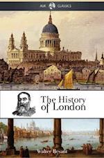 History of London af Walter Besant