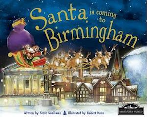 Santa is Coming to Birmingham af Robert Dunn, Steve Smallman