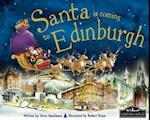 Santa is Coming to Edinburgh af Steve Smallman, Robert Dunn