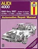 Audi 4000 1980-87 Owner's Workshop Manual af A K Legg