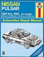 Nissan Pulsar 1983-86 1488cc and 1599cc Owner's Workshop Manual af A K Legg