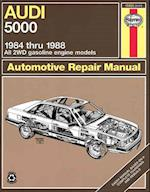 Audi 5000 All Models 1984-88 Owner's Workshop Manual